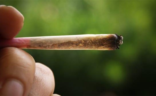 fumer joint au volant